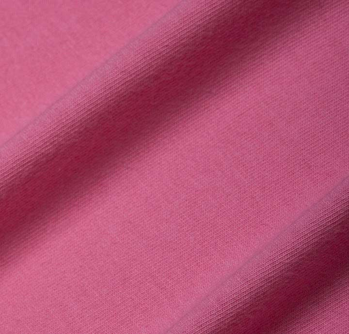 100 cotton jersey pink cotton fabric for Baby fabric uk
