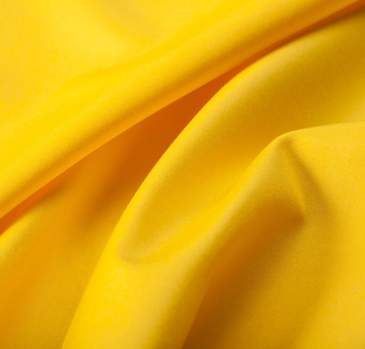 how to tell the right side of silk fabric